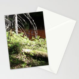 Language Of Trees Stationery Cards