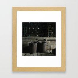 Bennett Barn Framed Art Print