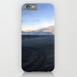 Gilgo Morning Ocean Swell  iPhone Case