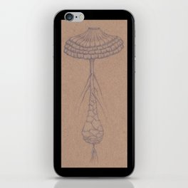 Specimen #14a (fungal) iPhone Skin