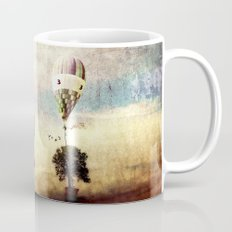 tree - air baloon Mug