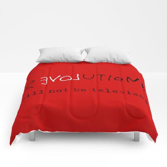 re-love-ution Comforters