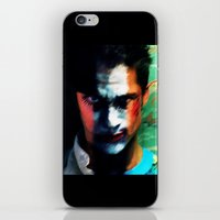 mad men iPhone & iPod Skins featuring Mad Men by iamomnipotent