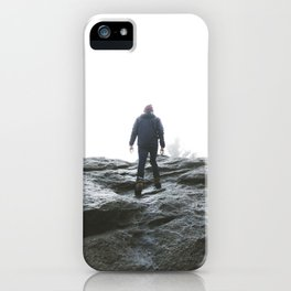 Top of the Rock iPhone Case