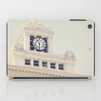 percy jackson iPad Cases featuring Jackson Tower by Melissa Lund
