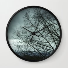 In the Evening Wall Clock