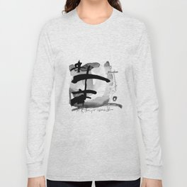 Tao Of Healing No. 29I by Kathy Morton Stanion Long Sleeve T-shirt
