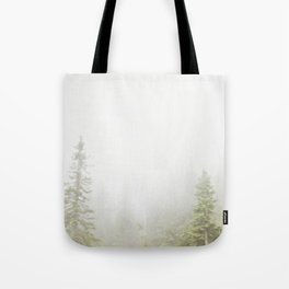GROUSE MOUNTAIN, BC Tote Bag