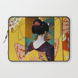 Geisha Maiko II Laptop Sleeve
