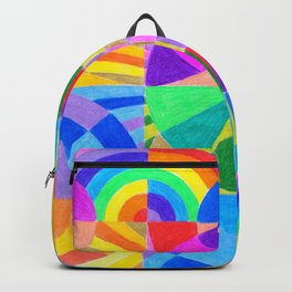 Interconnection Backpack