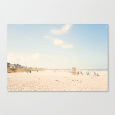 The Beach... Canvas Print