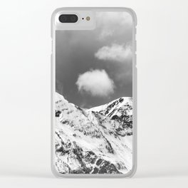 Sending Winter Clear iPhone Case
