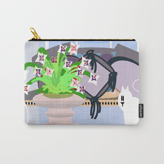The Lilac room Carry-All Pouch