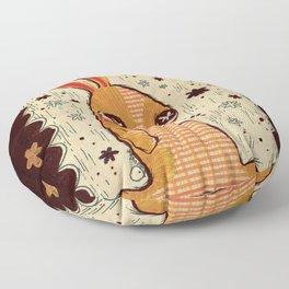 The Velveteen Rabbit Floor Pillow
