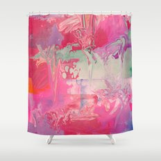 Society is Screwed Shower Curtain