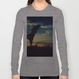 Southside Chicago Factory Long Sleeve T-shirt