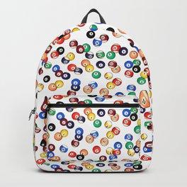 Pool Balls Backpack