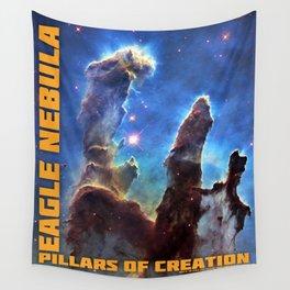 Pillars of Creation #2 Wall Tapestry
