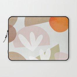 Minimal Autumnal Dance 1 Laptop Sleeve