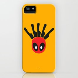 The Merc With A Mouth Alternative art iPhone Case