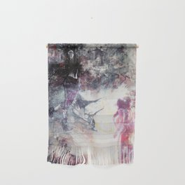 Hades and Persephone: First encounter Wall Hanging