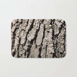 TEXTURES - Valley Oak Tree Bark Bath Mat