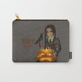 Wednesday Addams - Homicide Carry-All Pouch