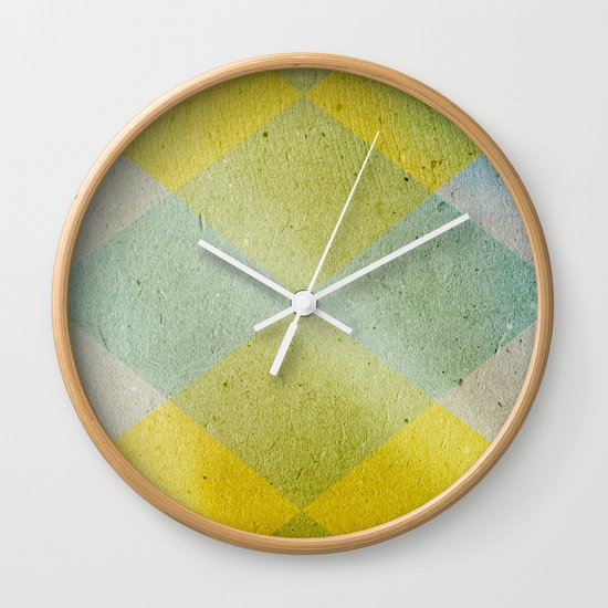 Remember Summer Wall Clock