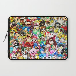 Nintendo Tribute Laptop Sleeve