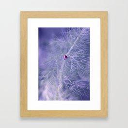 dream garden °1 Framed Art Print