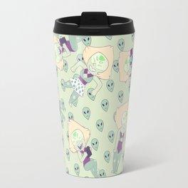 Peridot Fever Travel Mug