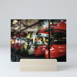 Helmet Mini Art Print