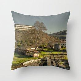 Regua depot Throw Pillow