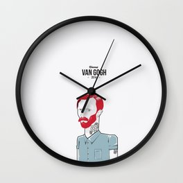 Vincent 2014 Wall Clock