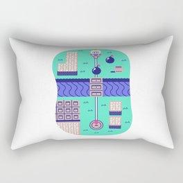 Overworld: Bomba Rectangular Pillow