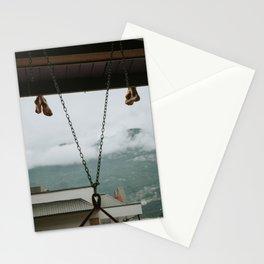Coffee House Climbers Stationery Cards