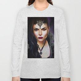 EVIL QUEEN Long Sleeve T-shirt