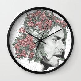 In Utero Wall Clock
