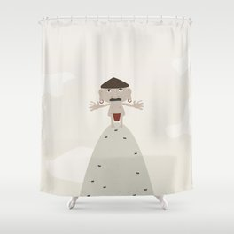 Tabi Tabi Po (Philippine Mythological Creatures Series) Shower Curtain