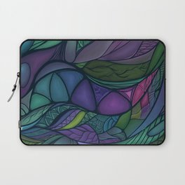Flow of Time Laptop Sleeve