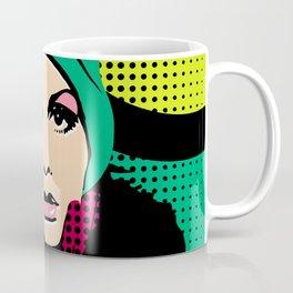 """Twiggy Pop Color"" Coffee Mug"
