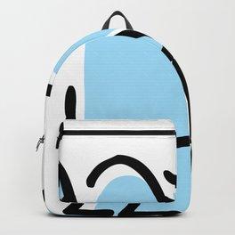 Simple Rhino drawing Backpack