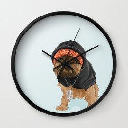 Gangster Digby Wall Clock