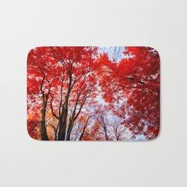 Japanese Maple Bath Mat