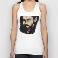 hook Tank Tops featuring Hook by Brittany Ketcham