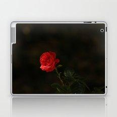 The wild red rose Laptop & iPad Skin