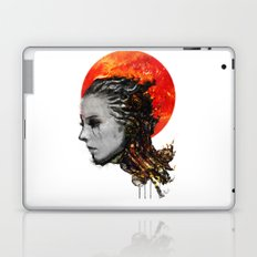 just a ghost in the shell Laptop & iPad Skin