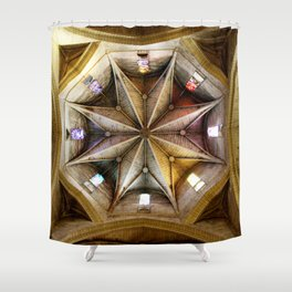Star Shower Curtain