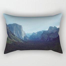 valley up Rectangular Pillow
