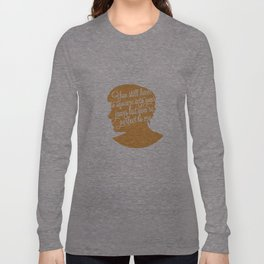Harry Styles Silhouette  Long Sleeve T-shirt